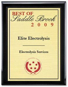 best of electrolysis award